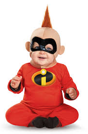 Infant Monster Halloween Costume Incredibles Jack Jack Deluxe Infant Costume Disney Baby