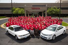 toyota motor corporation toyota launches employee driving project in australia lowyat net