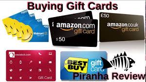 who buys gift cards buying gift cards piranha review ver 1 0