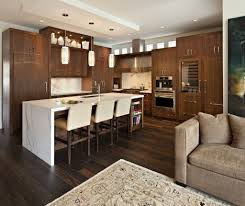 walnut flame with marble kitchen ideas pinterest inspiration