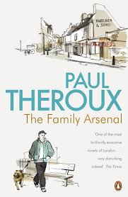 the family arsenal amazon co uk paul theroux 9780141049861 books