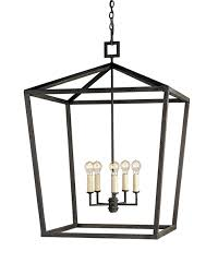 currey and currey lighting denison lantern currey and company