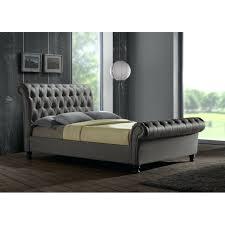 superkingsize bed frame grey super king bed frame super king size