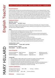 Teacher Job Resume Format by Best Resume Template 2014 Recipes Pinterest Job Resume