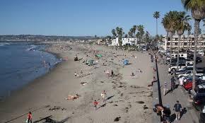 Fire Pits San Diego by Ocean Beach City Beach San Diego Ca California Beaches