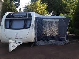 Bailey Caravan Awning Sizes Dorema Full Caravan Awning Size 13 950 975 Cm 25mm Steel Poles