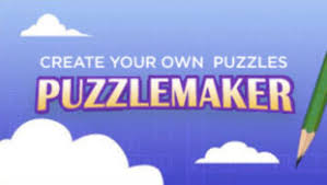 puzzlemaker game based learning discovery education