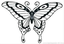 coloring pictures of small butterflies printable butterfly coloring pages printable butterfly coloring
