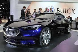 Buick Grand National Car Behind The Design Of The 2016 Buick Avista Concept Car Rod