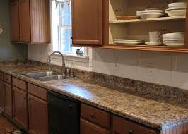 affordable kitchen countertop ideas cheap kitchen countertop ideas glamorous on a budget