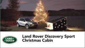 Design A Cabin by Land Rover Built A Cabin For Two Adults That Fits Into The