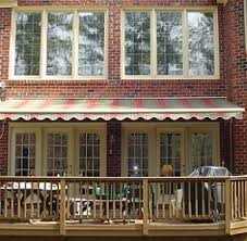 deck awnings patio shades and more ace home improvements of