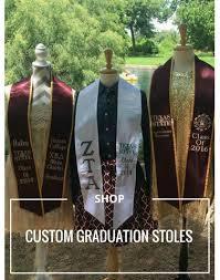 aka graduation stoles creeds crests inc home apparel