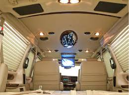 Conversion Van Interiors Houston Conversion Vans For Your Business At Beck And Masten Buick