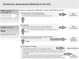 delirium in critical care monitoring tools