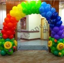 Home Balloon Decoration Page All Jamshedpur Balloon Decoration For Kids Birthday Party