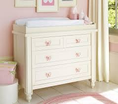 Dresser Changing Table Dresser Changing Table Topper Pottery Barn