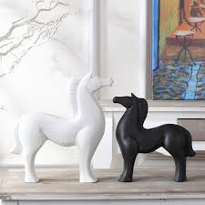 nordic minimalist abstract modern home decorations ceramic crafts