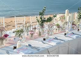 Wedding Table Set Up Wedding Table Setup Stock Photo 645430669 Shutterstock
