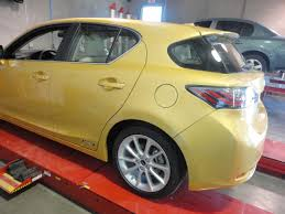 lexus ct200 hybrid 2012 lexus ct200 hybrid after 2 your certified auto body repair