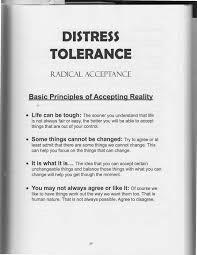 all worksheets distress tolerance worksheets free printable