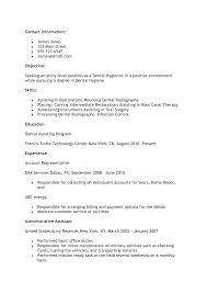 Dentist Resume Sample India by 100 Sample Dentist Resume Cover Letter Dentist Receptionist