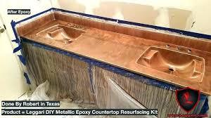 Resin Kitchen Sinks Diy Epoxy Resin Countertops Image Of Epoxy Sink Diy Epoxy Resin