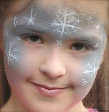 frozen inspired face painting pinterest face face