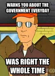 King Of The Hill Meme - 18 king of the hill memes that prove a tv show about propane can work