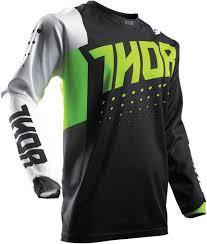 cheap motocross jerseys thor core hux jersey black green motocross jerseys thor pants usa