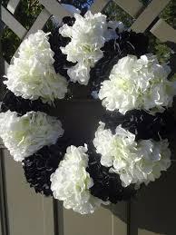 156 best hydrangea wreaths images on hydrangea wreath