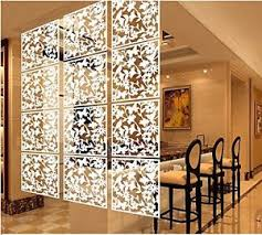 Screen Room Divider Lchen 12pcs Butterfly Flower And Bird Plastic Hanging Screen Room