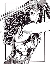 wonder woman 3 by dmthompson on deviantart