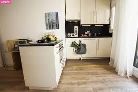 amenagement coin cuisine avant après optimiser l espace dans un studio maison créative