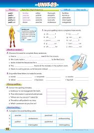 Unjumble Words Worksheets Spelling Conventions Teachers 4 Teachers Publications Pty Ltd
