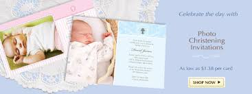 christening invitations thank you cards keepsakes