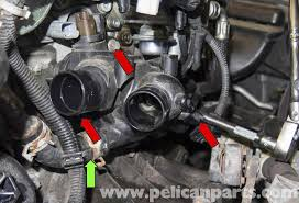 changing thermostat in ford focus user manuals
