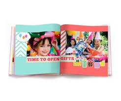 birthday photo album birthday album 10 x 12