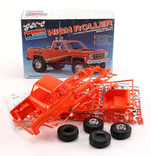 jeep jimmy monogram gmc jimmy high roller truck 1 24 model scale kit ebth