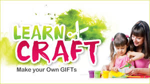 learn craft for children craft work with waste materials craft