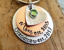 new personalized gift time gift mothers day gift etsy