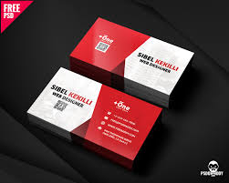 download free corporate business card psd psddaddy com