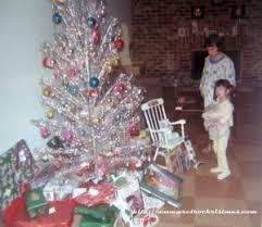 aluminum tree i wish i still had the one from my