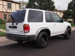 ford explore 1998 ford explorer 1998 bright white suv sport 2 dr 4x4 auto gasoline