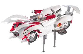 speed racer battle morph mach 5 slices dices finishes