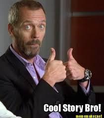 Cool Story Meme - meme maker cool story bro9