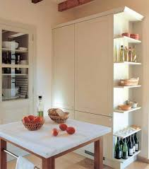 decorating ideas for kitchen shelves decorating with food 14 modern kitchen cabinets and wall shelves