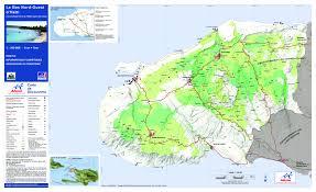 Haiti Map Boukan Guinguette Haiti Môle Saint Nicolas Access By The Land