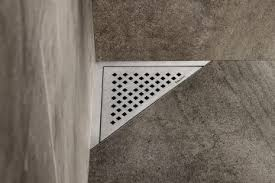 shower drains easy drain create unique spaces