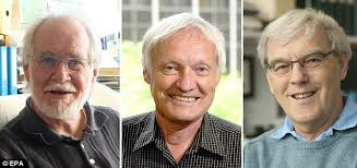 brit richard henderson among nobel chemistry prize trio daily